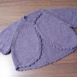 photo tricot modele tricot layette bergere de france 16