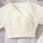 photo tricot modele tricot layette bergere de france 17