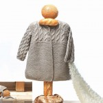 photo tricot modele tricot manteau bebe 10