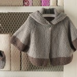 photo tricot modele tricot manteau bebe 13
