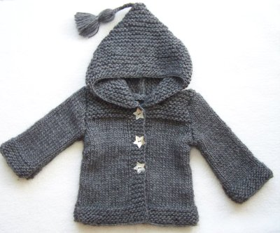 modele de tricot bebe