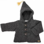 photo tricot modele tricot manteau bebe 7