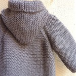 photo tricot modele tricot manteau bebe 9