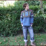 photo tricot modele tricot pull norvegien 11