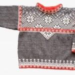 photo tricot modele tricot pull norvegien 8