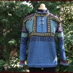 photo tricot modele tricot pull norvegien 9