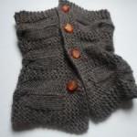 photo tricot modele tricot tour de cou femme 15