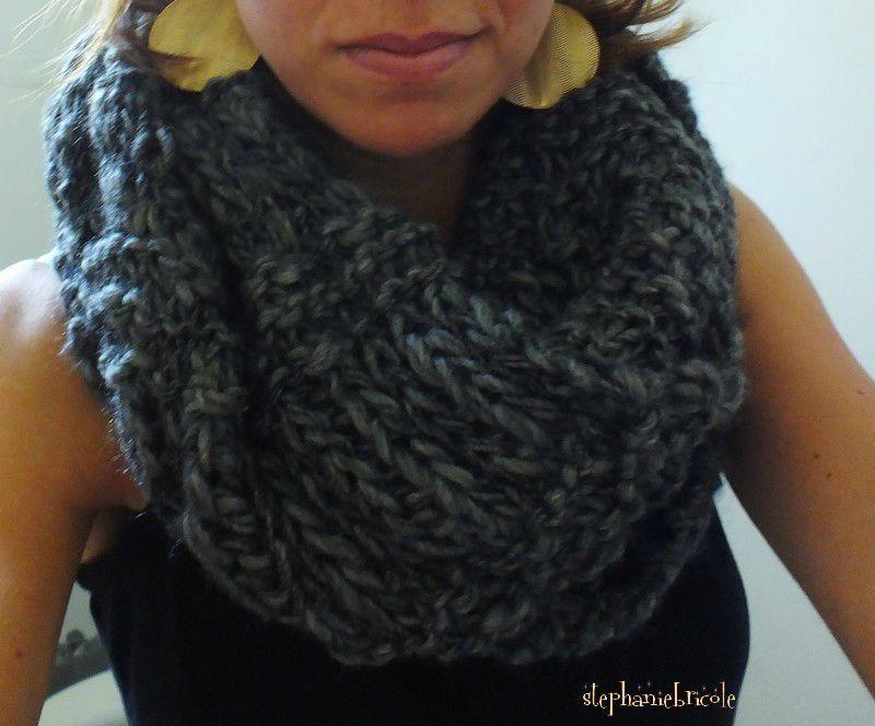 photo tricot modele tricot tour de cou femme 2 d63e68f8c5d