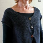 photo tricot modele tricot veste officier 12
