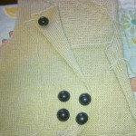 photo tricot modele tricot veste officier 16