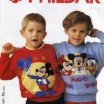 photo tricot modele tricot walt disney gratuit 17