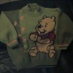 photo tricot modele tricot walt disney gratuit 5