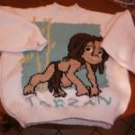 photo tricot modele tricot walt disney gratuit 6