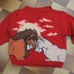 photo tricot modele tricot walt disney gratuit 9