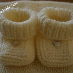 photo tricot modele tricoter layette 8