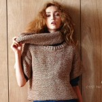 photo tricot modele tricoter pull 15