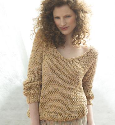 photo tricot modele tricoter pull 5