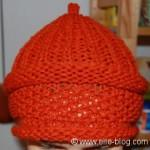photo tricot modele tricoter un bonnet en laine 11