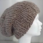 photo tricot modele tricoter un bonnet en laine 14