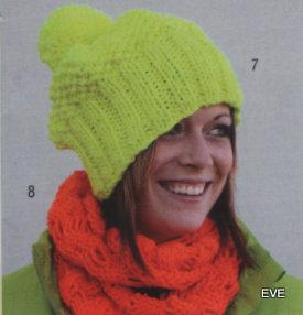 modele gratuit bonnet