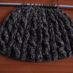 photo tricot patron pour tricoter un bonnet en laine 12