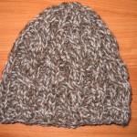 photo tricot patron pour tricoter un bonnet en laine 3