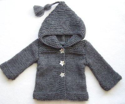 patron tricot bebe