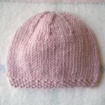 photo tricot patron tricot bonnet bébé 4