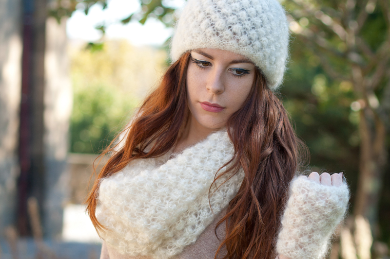 modele tricot bonnet laine femme. Black Bedroom Furniture Sets. Home Design Ideas