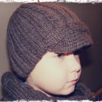 photo tricot tricot modele bonnet facile 11