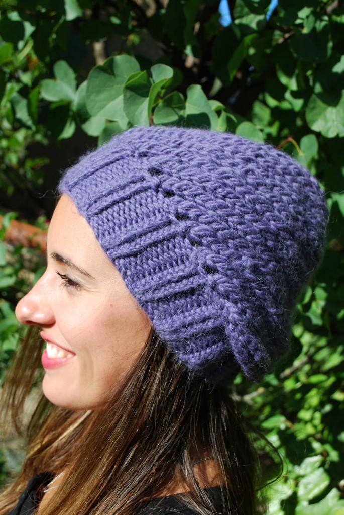 Photo tricot tricot modele bonnet facile 2 - Modele tricot bonnet femme facile ...