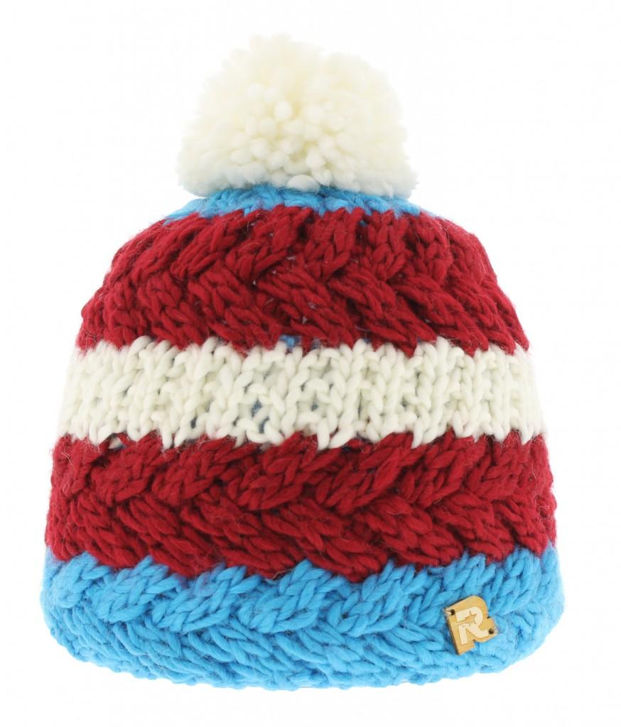 photo tricot tricoter un bonnet en laine pompon 14
