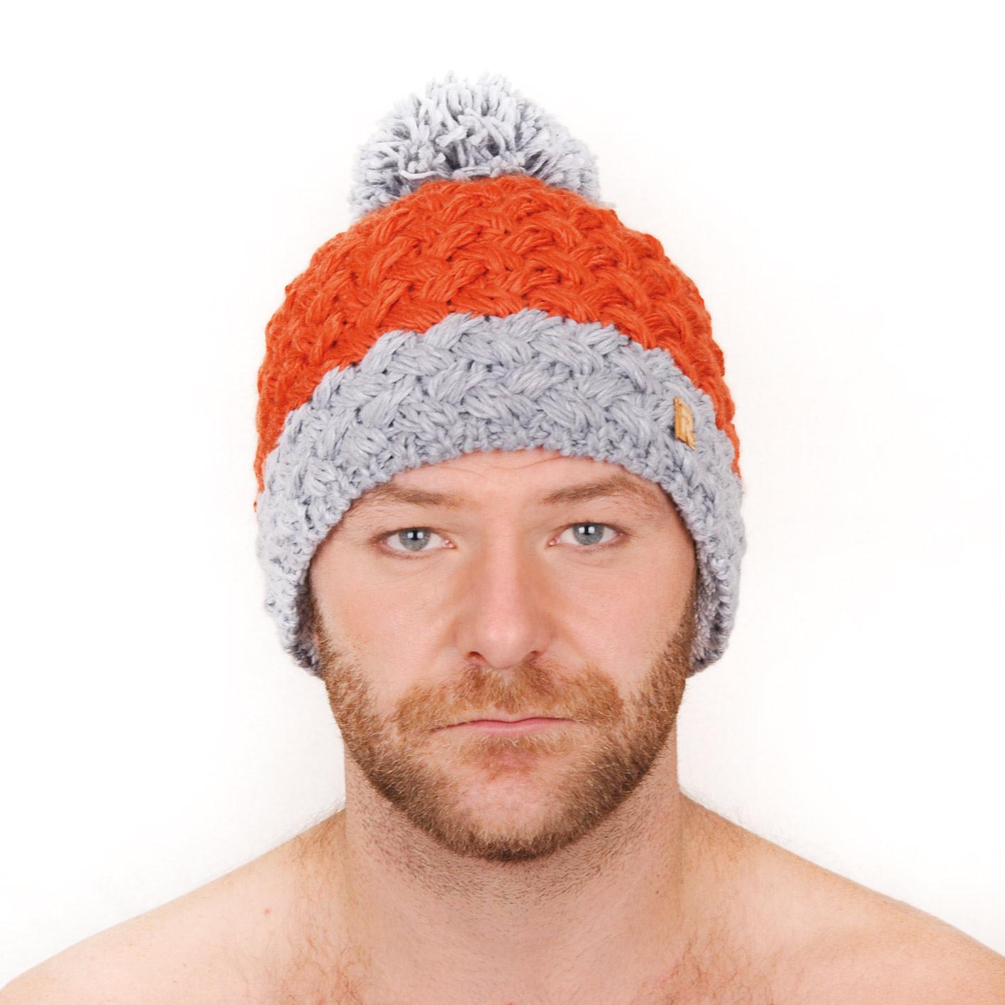 comment tricoter echarpe laine pompon