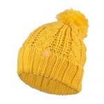 photo tricot tricoter un bonnet en laine pompon 3