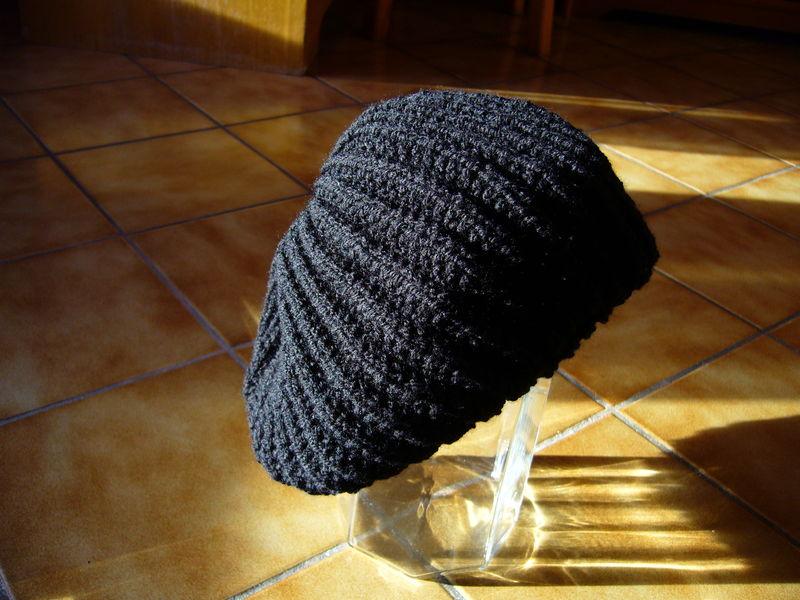 Photo tricot comment tricoter un bonnet au crochet 4 - Comment tricoter un bonnet pour bebe ...