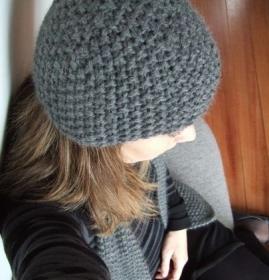 tricoter un bonnet au crochet