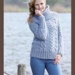 photo tricot modèle pull femme gratuit 11
