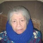photo tricot modèle tricoté tour de cou main 8