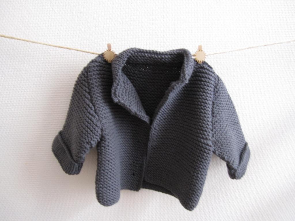 modele tricot bebe fille phildar gratuit