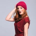 photo tricot modèle tricot béret femme 15
