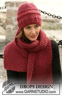 photo tricot modèle tricot béret femme 18