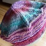 photo tricot modèle tricot béret gratuit 7