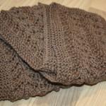 photo tricot modèle tricot bonnet écharpe femme 11
