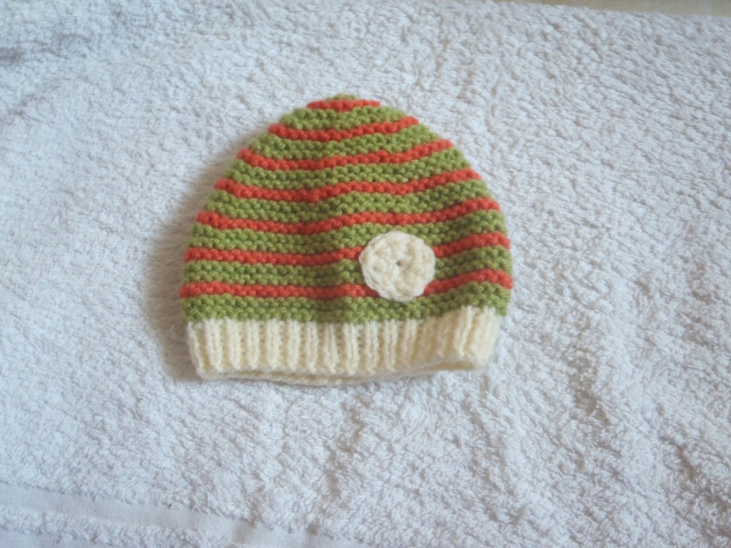 photo tricot modèle tricot bonnet garçon gratuit 12