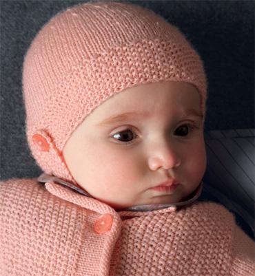 photo tricot modèle tricot bonnet garçon gratuit 7