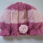 photo tricot modèle tricot bonnet gratuit 15