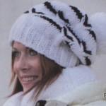 photo tricot modèle tricot bonnet gratuit 18