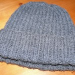 photo tricot modèle tricot bonnet homme 12