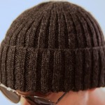photo tricot modèle tricot bonnet homme 13
