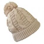 photo tricot modèle tricot bonnet homme avec pompon 14